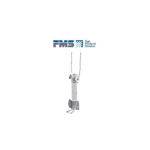 FMS 10T3L Brass w/wire 2.5