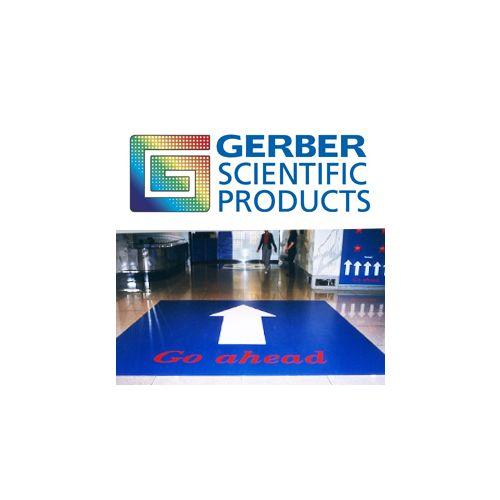 Gerber Floor GraphicsGERP66992A