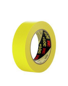 3M Performance Masking Tape Yellow 301+