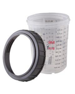 3M™ PPS™ MINI CUP & COLLAR