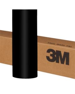 "3M™ 3635-22B BLACK BLOCKOUT FILM 48"" X 50 YD"