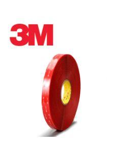 """3M™ 4905 CLEAR 20 MIL VHB™ TAPE 1"""" X 72 YD"""