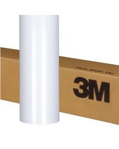 """3M™ IJ680CR-10 REMOVABLE WHITE REFLECTIVE FILM W/ COMPLY™  48"""" X 100 YD"""