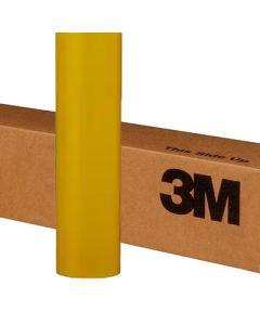 """3M™ 1171 YELLOW ELECTROCUT™ TRAFFIC FILM 48"""" X 50 YD"""