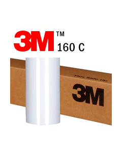 3M™ Controltac™ Graphic Film with Comply™ Adhesive 160C-30