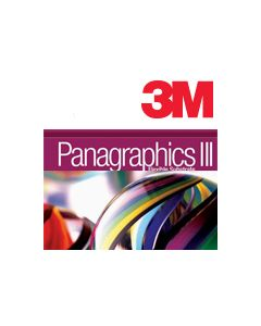 """3M™ PANAGRAPHICS™  III FLEXIBLE TRANSLUCENT SUBSTRATE 98"""" X 164 FT"""