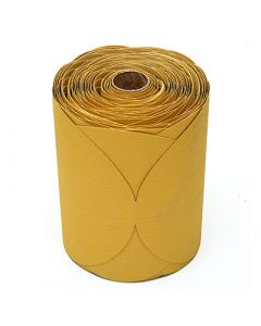 3M™ STICKIT™ GOLD DISC ROLL P320 GRIT 1435