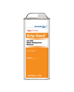 Sign Finishes Grip-Gard 3.5 VOC White Washprimer Reducer