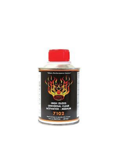 7102 MS Urethane Clear Med Activator