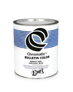 Chromatic Bulletin Colors