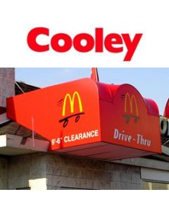 "Cooley Brite II Orange 21196'6"""