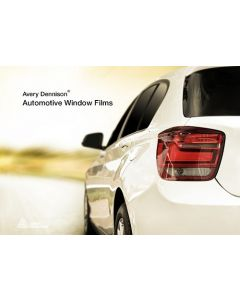 AVERY NON REFLECTIVE WINDOW TINT NR05 40X100