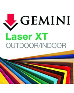 Duets™ by Gemini Laser XT Engraving Substrates