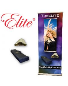 Elite™ Standard Adhesive Roll Up Banner Stand