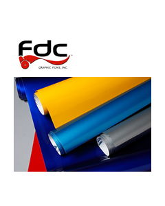 FDC 3M™ 7125 Scotchcal™ Electrocut™ Graphic Film