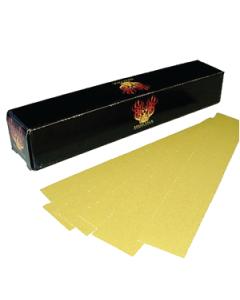Gold Fileboard Paper