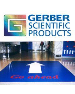 Gerber Floor GraphicsGERP66991A