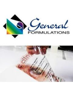 GF 207 Clear Static Cling PVC