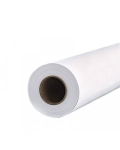 IP 2915 Roll-Up Display, Silver Back