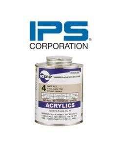 IPS 4 Weld-On Cement /PT