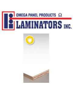 """Laminators Omegaboard4' x 10'x1/2"""""""""""