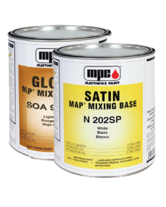 Conventional MAP Mixing Bases