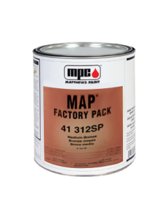 MAP Factory Packaged Color
