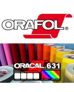ORACAL 631 CLEAR 15X10Y