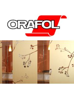Oracal® 8510 Etched Glass Gold 91