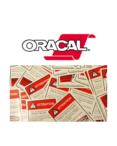 Oracal® 352 Print Polyester