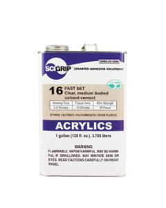 SCIGRIP 16 Acrylic Cement