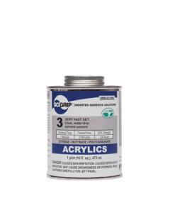 SCIGRIP 3 Acrylic Cement