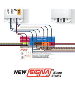 Signa® Wiring Blocks