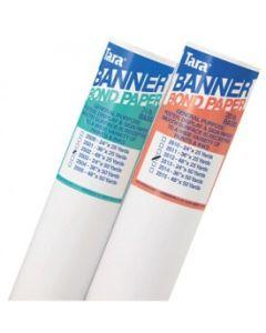 Tara Banner Bond Paper
