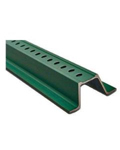8' Green U Channel