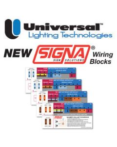 "Signaâ""¢Wire Block4-Lamp ballast operating 4 l"